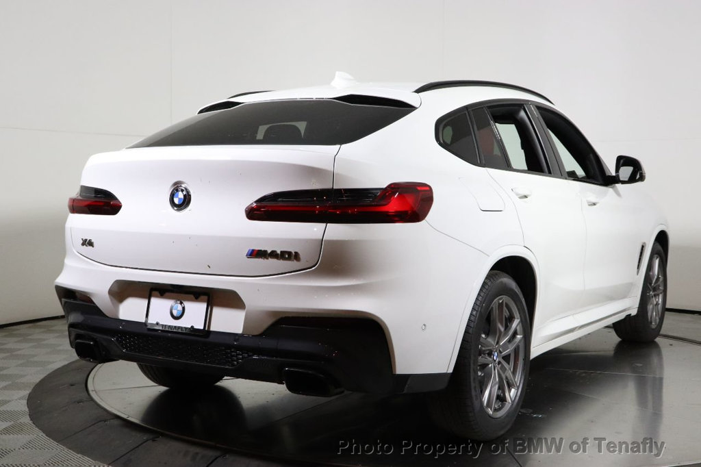 New 2020 BMW X4 M40i Sports Activity