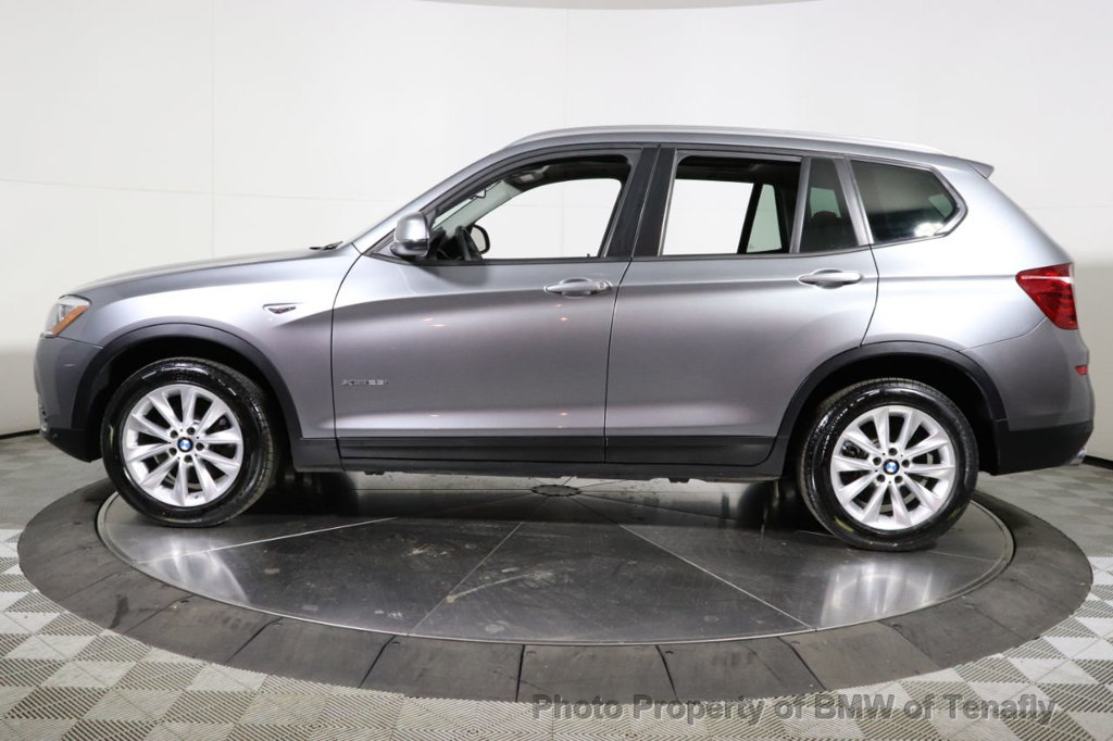Certified Pre-Owned 2017 BMW X3 xDrive28i