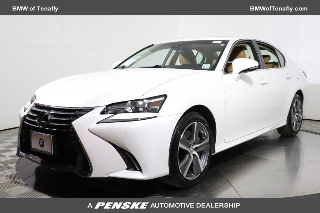 Pre-Owned 2016 Lexus GS 350 4dr Sedan AWD