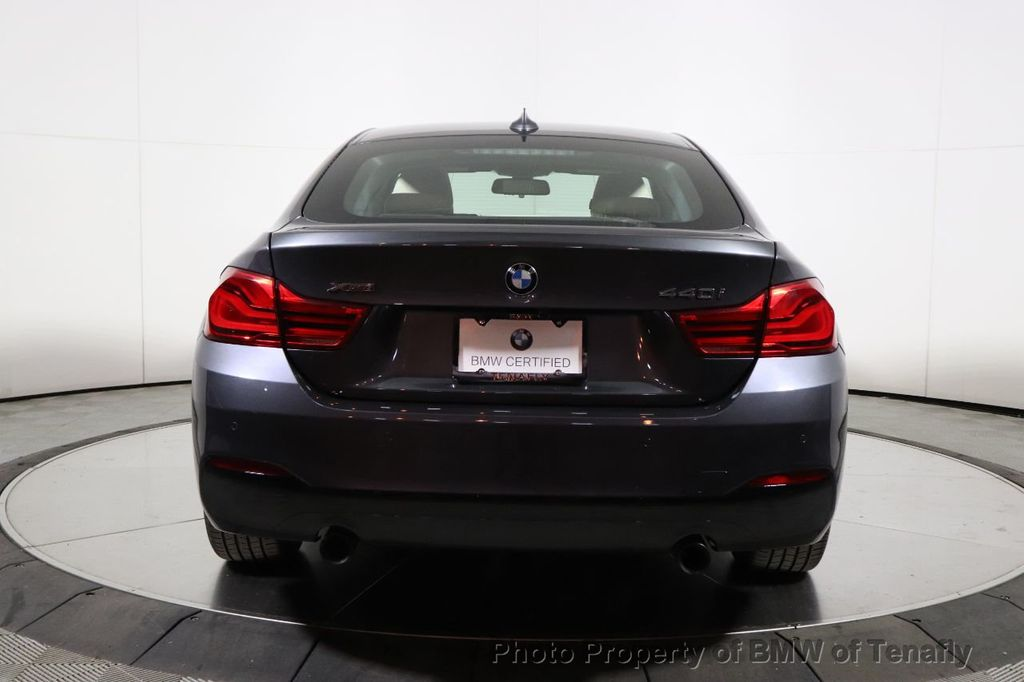 Certified Pre-Owned 2018 BMW 4 Series 440i xDrive Gran Coupe